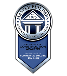 Excellence in Construction of Commercial Buildings $5m-$10M